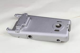 Aluminum Die Casting Surface Finished