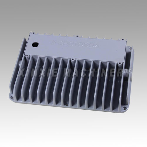 Powder coating appliance parts aluminum die casting