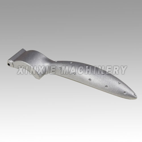 Zinc die casting handle/faucet handle/door handle