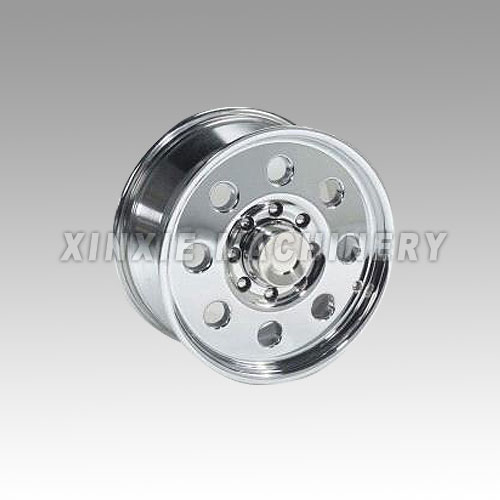 Zinc casting nickel plated