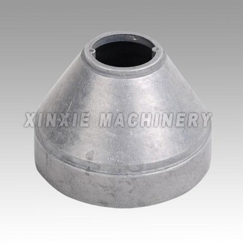 Aluminum die casting lighting part