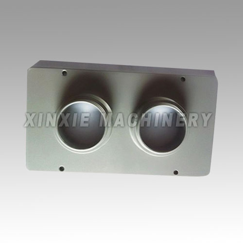 Aluminum casting lighting part