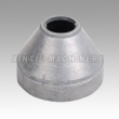 Aluminum die casting lighting part